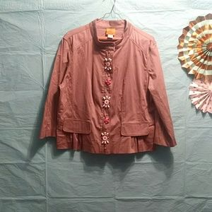 Ruby rd jacket